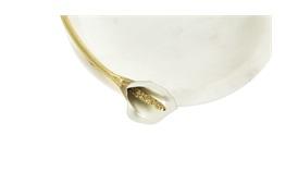 Calla Lily Marble Dish