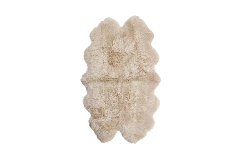 100% New Zealand Sheepskin Longwool