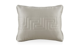 Peter Reed Athena Quilted Boudoir Pillow - Clacson