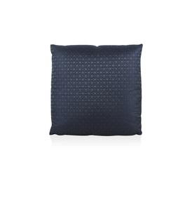 Octagon Navy Cushion