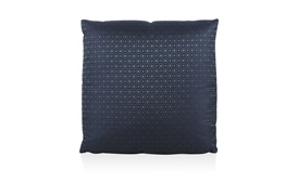 Octagon Navy Cushion