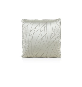 Crackle Piped Cushion