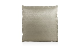 Alaya Platino Plain Cushion