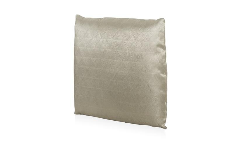 Alaya Platino Plain Cushion Cushions Amp Throws The Sofa