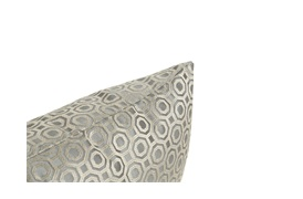 Octagon Taupe Cushion