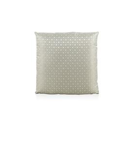 Octagon Beige Cushion