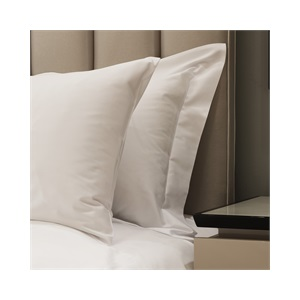 300tc Plain King Duvet Set White
