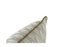 Palmette Raphia Cushion