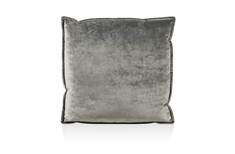Smoulder Border Cushion