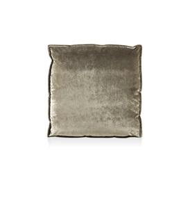 Beeswax Border Cushion