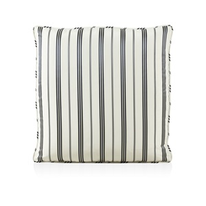 Merrion Stripe Navy Cushion
