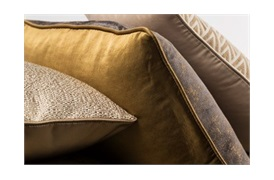 Amoret Bronze Cushion