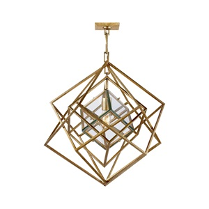 Cubist Chandelier        by Kelly Wearstler