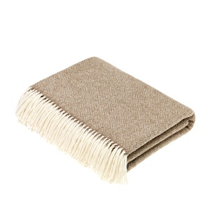 Parquet Lambswool Throws