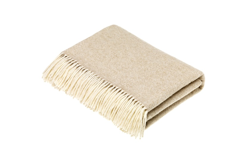 Parquet Lambswool Throw