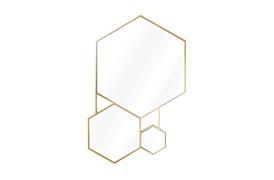 Hexa Mirror                 by Eichholtz
