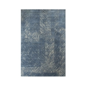 Artem Rug 200x300cm in Oyster/Cornflower Blue