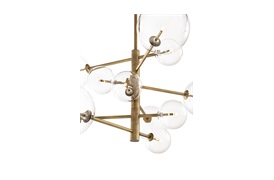 Argento Chandelier Small