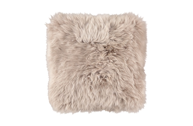 NEW ZEALAND SHEEPSKIN       CUSHION