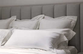 Extra-washed 100% Linen (super soft) bedding set
