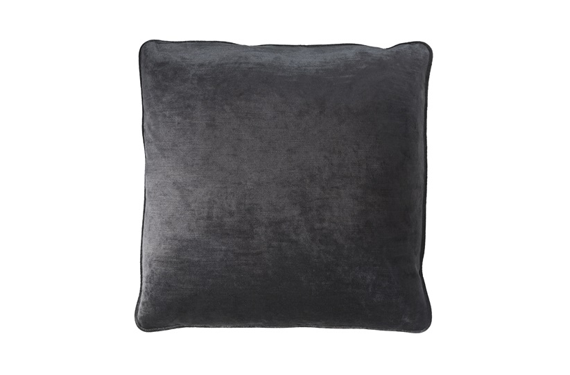 Anthracite Cushion