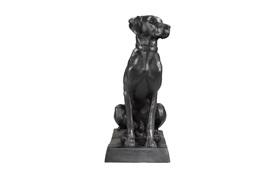 Dogs Pointer & Hound              Sculpture                  by Eichholtz