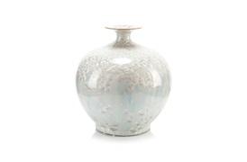 White White Vase