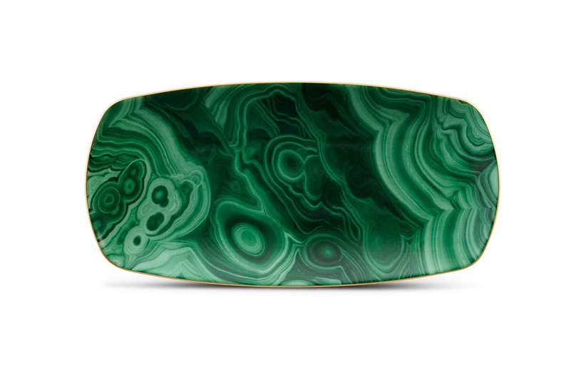 Malachite Tray