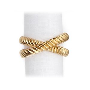Deco Twist Napkin Jewels