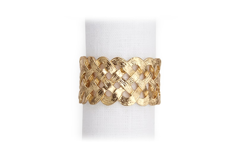 Braid Napkin Jewels