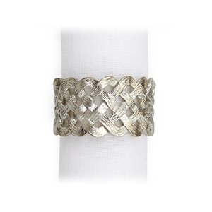 Braid Napkin Rings