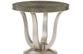 Goring Round End Table