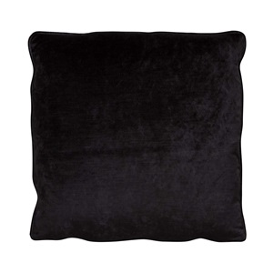 Liquorice Cushion