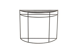Coppice Curved Console