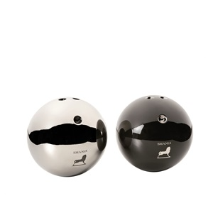 Bowl Ceramic Ball By Smania