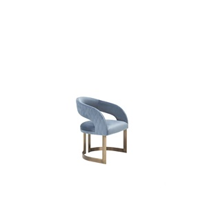 Gatsby Padded High Chair By Smania
