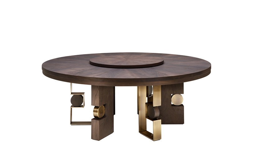Rodrigo Round Table By Smania