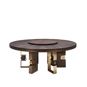 Rodrigo Round Table By Smania