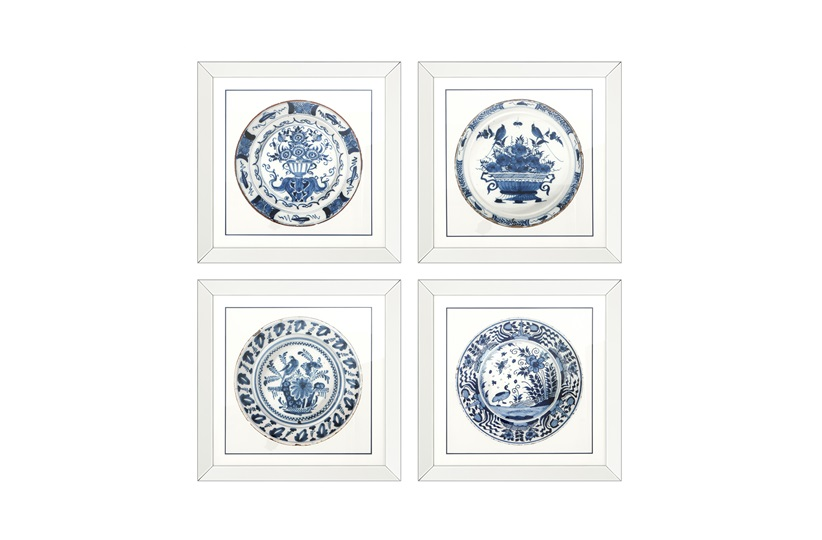 Imperial China Prints (Set of 4)