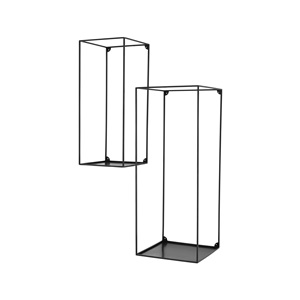 Planter Wall Rack set of 2