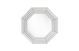 Parade Octagon Mirror     by Eichholtz