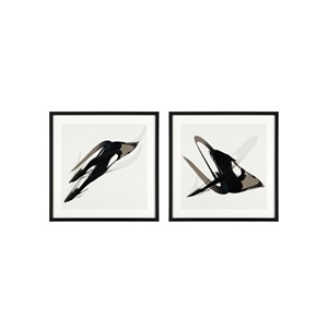 Ivan Melotti Prints                       (Set of 2) by Eichholtz