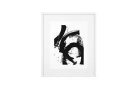 Onyx Gesture I       Print  by Eichholtz