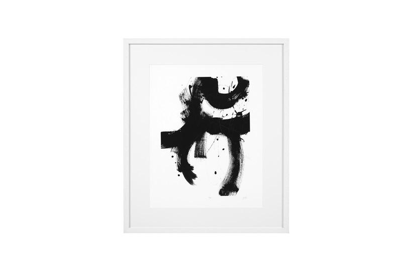 Onyx Gesture II      Print by Eichholtz