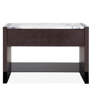 Vision Bedside Table     by Giorgio Collection