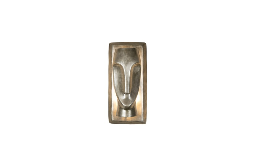 Moai Wall Light