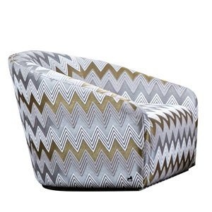Coral Armchair                       By Smania