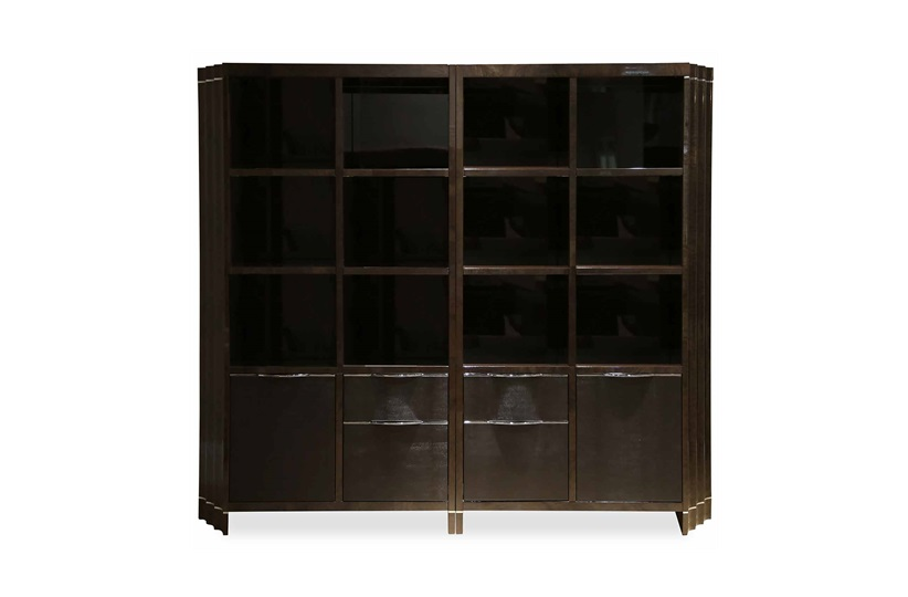 Absolute Double Bookcase