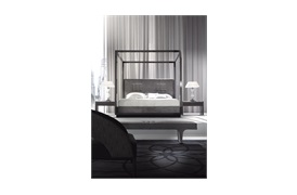 Vision Bed Side Table     by Giorgio Collection
