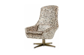 Didrik Swivel Armchair